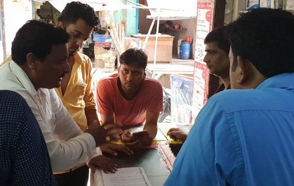 Online sales partner in India